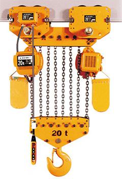 15-20T电动小车运行式
