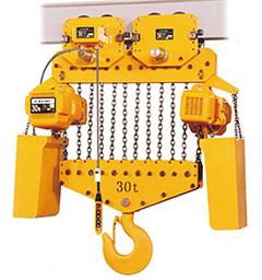 25-35T电动小车运行式